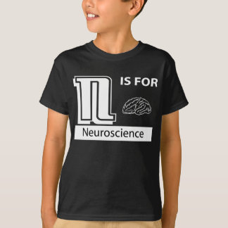N Is For Neuroscience T-Shirt