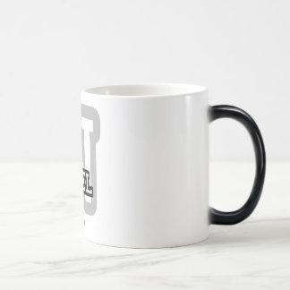 N is for Noel Magic Mug