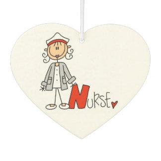 N is for Nurse Air Freshner