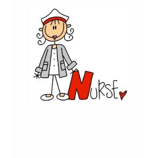 N is for Nurse shirt