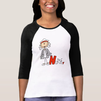 N is for Nurse Tshirt