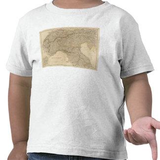 N Italia, montañas Camisetas
