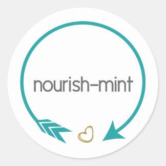 n-m Sticker