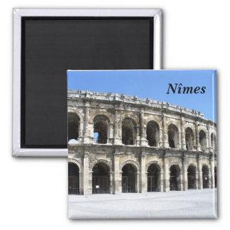 N�mes - aimants pour réfrigérateur