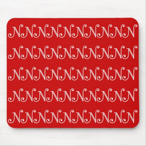N MOUSE PAD