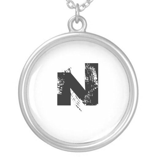 N Names Personalized Necklace