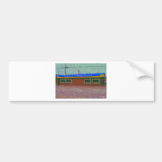 n of 17 rest painting by hart bumper sticker
