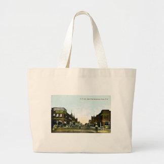 N.P. Ave., Fargo, North Dakota Canvas Bag