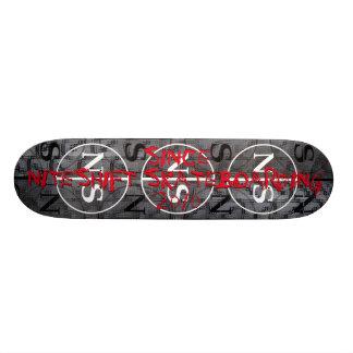 "N|S ""CRYPT"" 5th Anniversary Skateboard"