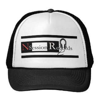N Session Gear Trucker Hat