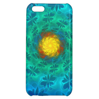 N-Space Lepidoptera Cover For iPhone 5C