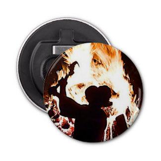 N-Steak Axe Attack Bottle Opener / Magnet