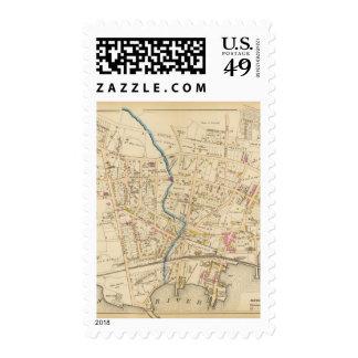 N Tarrytown, Tarrytown, New York Stamp