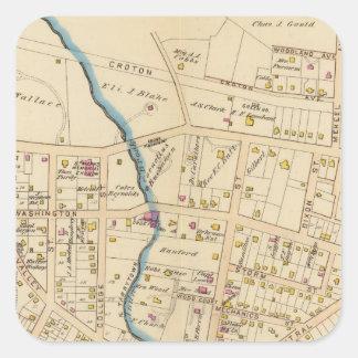 N Tarrytown, Tarrytown, Nueva York Colcomania Cuadrada
