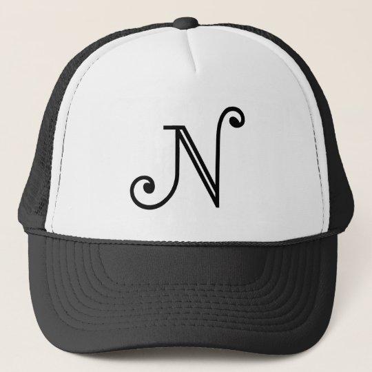 N TRUCKER HAT