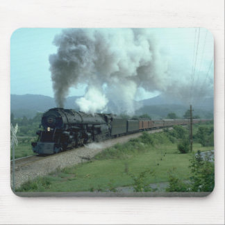 N&W 2-6-6-4 Articulated Mouse Pad