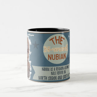 N-word Nubian 11oz coffee mug