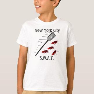 N.Y.C. Cucaracha S.W.A.T. Playera