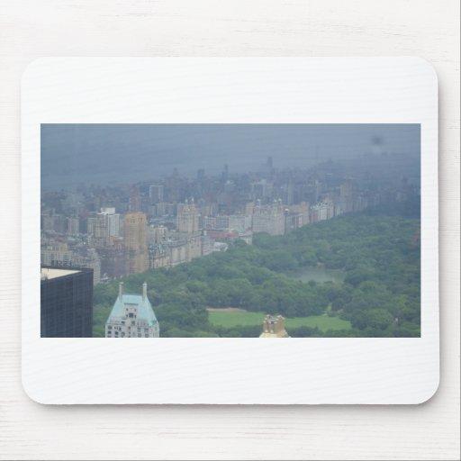 N.Y.C. Edificios altos (kkincade12 Alfombrillas De Raton