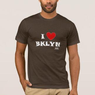 N.Y.E I Heart Brooklyn Men's T-Shirt
