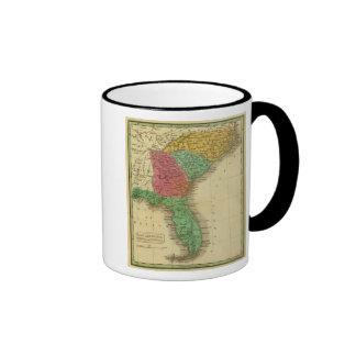 N y S Carolina 3 Tazas De Café