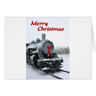NA137.Merry Christmas.5x7. Card