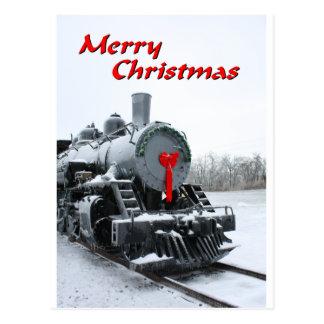 NA137.Merry Christmas.5x7. Postcard