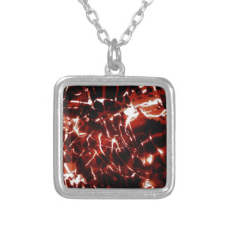 NA_71 [Breeze Glow] 2004 35mm slide Silver Plated Necklace