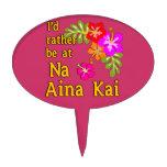 Na Aina Kai estaría bastante en Na Aina Kai Hawaii Figura De Tarta