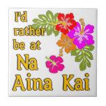 Na Aina Kai estaría bastante en Na Aina Kai Hawaii Teja Ceramica