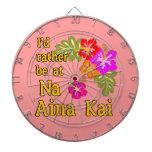 Na Aina Kai estaría bastante en Na Aina Kai Hawaii Tablero De Dardos
