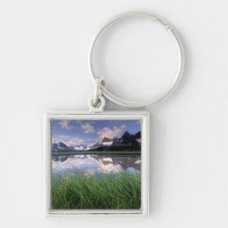 NA, Canada, Alberta, Tonquin Valley. Jasper Keychain