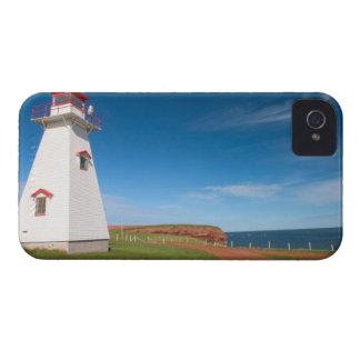 NA, Canadá, Isla del Principe Eduardo. Cabo Tryon iPhone 4 Fundas
