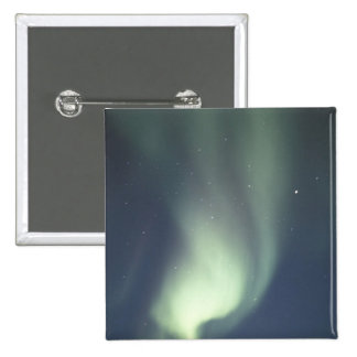 NA, Canada, Manitoba, Churchill Northern lights, Button