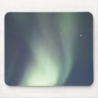 NA, Canada, Manitoba, Churchill Northern lights, Mouse Pad