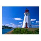 NA, Canada, New Brunswick, Campobello Island. 2 Postcard