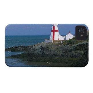NA, Canada, New Brunswick, Campobello Island. 4 iPhone 4 Case-Mate Case