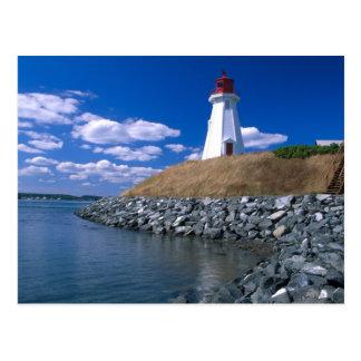 NA, Canada, New Brunswick, Campobello Island. 5 Postcard