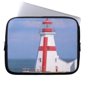 NA, Canada, New Brunswick, Campobello Island. 6 Laptop Sleeve