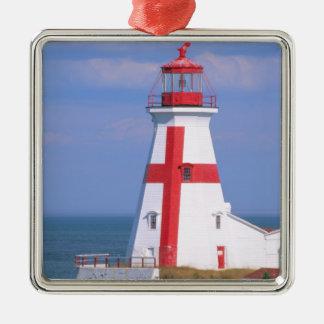 NA, Canada, New Brunswick, Campobello Island. 6 Ornament