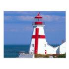 NA, Canada, New Brunswick, Campobello Island. 7 Postcard