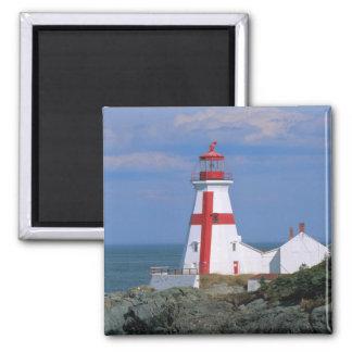 NA, Canada, New Brunswick, Campobello Island. Fridge Magnet