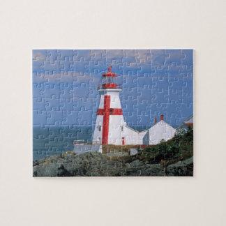 NA, Canada, New Brunswick, Campobello Island. Puzzle