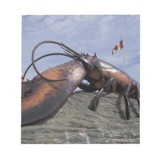 NA, Canada, New Brunswick, Shediak, World's Memo Pads