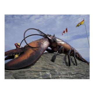 NA, Canada, New Brunswick, Shediak, World's Postcard
