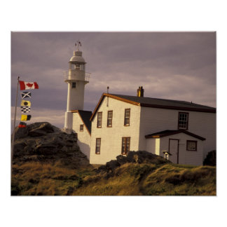NA, Canada, Newfoundland, Lobster Cove. Lobster Poster