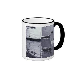 NA Canada Nova Scotia Digby Fishing boats Coffee Mugs