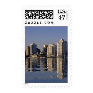 NA, Canada, Nova Scotia, Halifax. Halifax Stamp