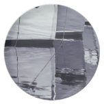 NA, Canadá, Nueva Escocia, Digby. Barcos de pesca; Platos De Comidas
