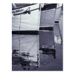 NA, Canadá, Nueva Escocia, Digby. Barcos de pesca; Tarjeta Postal